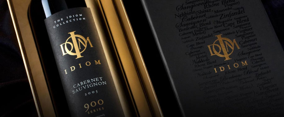 Idiom 900 Series: a rare, limited edition luxury wine in South Africa