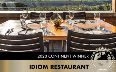 Idiom wins 'Best Panoramic View' Award