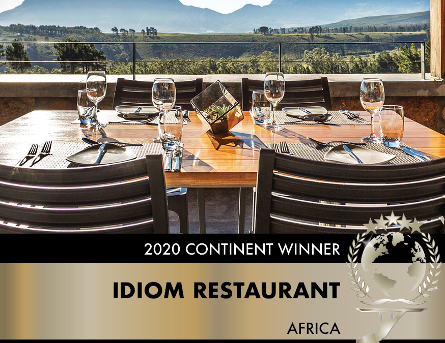 Idiom wins 'Best Panoramic View' Award
