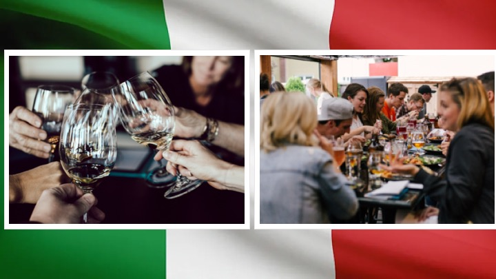 March 2021 Newsletter: Italian Harvest Lunch & Beware the Ides of March